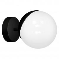 Aplica Globe KL101034, 1 x E14, negru + alb