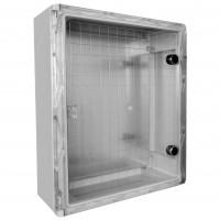 Dulap ABS IP65 usa transparenta 400 x 300 x 170 mm