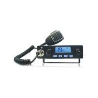 Statie radio auto CB Tti TCB-550, 4 W, 12 V, ASQ - squelch automat, scanare canale, blocare tastatura