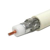 Cablu coaxial RG-6 Hepol, cupru - cupru