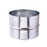 Mufa tabla galvanizata, D 120 mm
