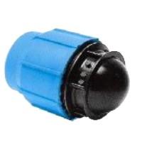 Dop compresiune PEHD, D 25 mm