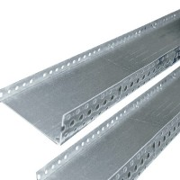 Profil aluminiu U termosistem, interior / exterior, 100 x 2000 mm
