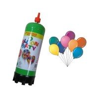 Set Ballon-Party CU BUTELIE 2L heliu