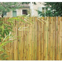 Gard flexibil bambus Bambooflex  1,5x3 m