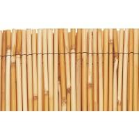 Gard decorativ Redcane, trestie, 1 x 5 m