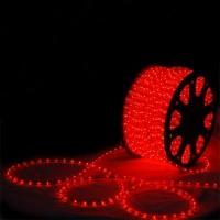 Cablu luminos Hoff rosu interior / exterior 11 mm