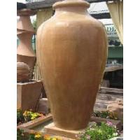 Amfora mare, cu bazin, Vario 3000, decoratiune gradina, cu pompa de recirculare apa, 120 x 120 190 cm