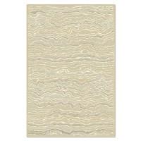 Covor living / dormitor Carpeta Matrix 18591-15055 polipropilena dreptunghiular crem 60 x 110 cm