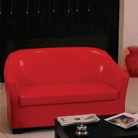 Canapea fixa 2 locuri Cocktail, diverse culori, 70 x 131 x 78 cm 1C