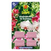 Ingrasamant pentru orhidee Compo 1197802004, betisoare, 20 buc