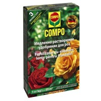 Ingrasamant pentru trandafiri Compo 2712, granule, 1 kg