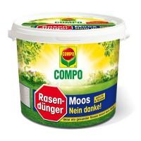 Ingrasamant gazon Compo 1216, granule, stop muschi, 4.5 kg
