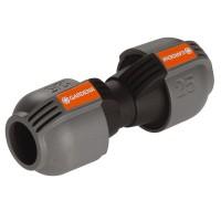 Cupla imbinare conducta apa Gardena 02775-20, plastic, 1 inch