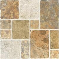 Gresie exterior / interior portelanata antiderapanta Liguria 6035-0254 bej, mata, imitatie piatra, 33 x 33 cm