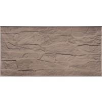 Placa soclu exterior klinker Kamienie CER27, mata, gri, 14.8 x 30 cm