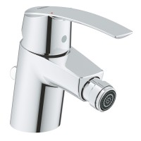 Baterie baie pentru bideu Grohe Start 32560001, monocomanda, finisaj cromat