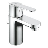 Baterie baie pentru lavoar, Grohe Get 32883000, montaj stativ, monocomanda, finisaj cromat