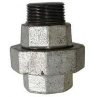 Racord olandez fonta zincata, FI - FE, 3/4 inch, 331