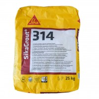 Mortar Sika SikaGrout - 314, gri, interior / exterior, 25 kg