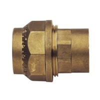 "Racord compresie alama, FI, D32 mm x 1"", 490RF1032"