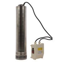 Pompa submersibila ape curate Wasserkonig  WK6000 - 57, 6 mc/h, H max. 57 m, 2850 RPM, 1400 W
