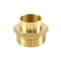"Adaptor alama, interior-exterior, 22 mm x 1"", 4243G"