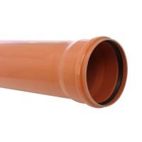 Teava PVC pentru canalizare exterioara, multistrat, SN4, 315 x 7.7 mm, 3 m