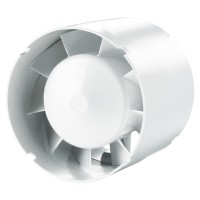Ventilator axial tuburi Vents 125 VKO1, D 125 mm, 16 W, 2400 RPM, 190 mc/h