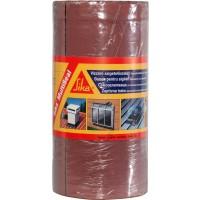 Banda bituminoasa pentru etansare Sika MultiSeal, maro teracota, 10 m x 300 mm