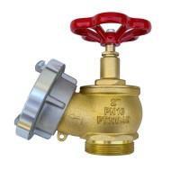 Robinet hidrant, Tehnosting, cu racord, bronz, 2 inch