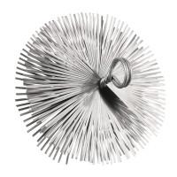Arici rotund din otel, curatare cos fum, D 200 mm, 4ER20C