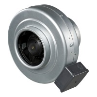 Ventilator centrifugal pentru tubulatura Vents VKMZ 250, D 249 mm, 188 W, 2765 RPM, 1070 mc/h