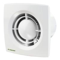 Ventilator axial Domovent 100X1, D 100 mm, 14 W, 2300 RPM, 99 mc/h