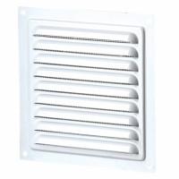 Grila exterior, pentru ventilatie, metalica, Vents MVM 200S, 200 x 200 mm