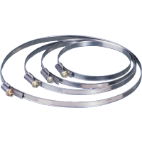 Colier pentru tub ventilatie, Vents, MMC125ZN, D 125 mm
