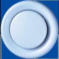 Anemostat plastic, Vents, A150VR, D 150 mm, 125 mm