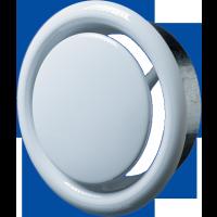 Anemostat metalic, cu flansa, Vents, 150 mm