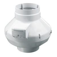 Ventilator centrifugal PVC pentru tubulatura Vents VK125, D 125 mm, 61 W, 2800 RPM, 355 mc/h