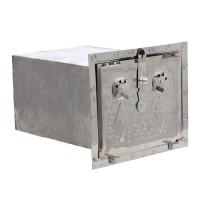 Rola cuptor Aba, inox, 400 x 300 x 230 mm