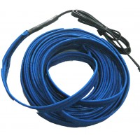 Cablu incalzitor carbon, 10 m + termostat 40 grade