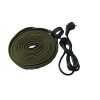 Cablu incalzitor carbon, 10 m + termostat 7/13 grade