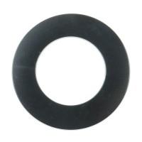 Rozeta pentru cazane peleti, otel, 100 mm, negru