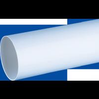 Tub ventilatie, Vents, PVC, D 125 mm, L 1000 mm