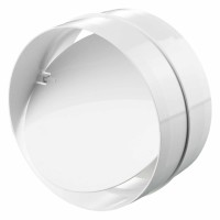Conector cu clapeta antiretur, Vents 3131, PVC, D 150 mm