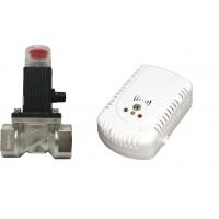 Electrovalva gaz PNI-V-02 + senzor gaz PNI-GD-01