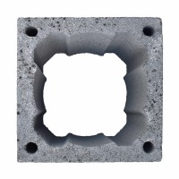 Invelis de beton UNI 18-20/RONDO, 360 x 360 x 330 mm