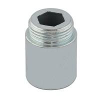 "Prelungitor cromat, 3/4"" x 20 mm"
