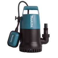 Pompa submersibila ape curate Makita PF0300, 8.4 mc/h, H max. 7 m, 2800 RPM, 300 W