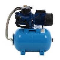 Hidrofor Wasserkonig HW4200/25 Plus, cu pompa autoamorsanta din fonta + rezervor 24 L + presostat + manometru + furtun flexibil + racord 5 cai, 1300W